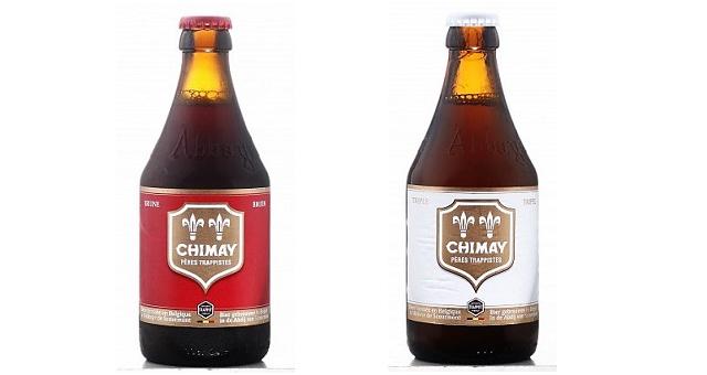 Archiv Bieres de Chimay