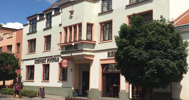 Návštěva Kyjovského pivovaru