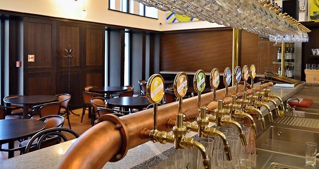 Návštěva Řemeslného pivovaru EFI